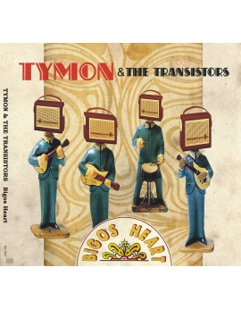 """Tymon & The Transistors """"Bigos Heart"""" Remixed and Remasted"""